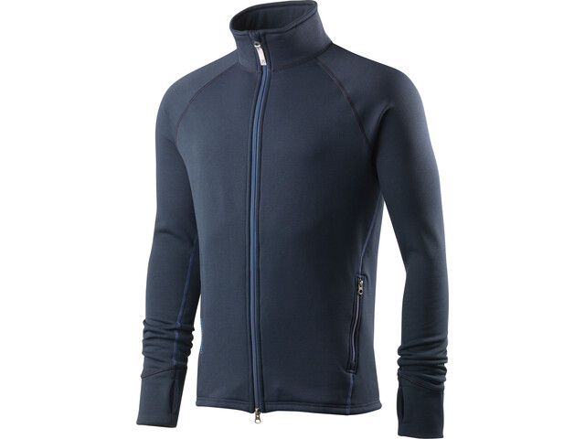 Houdini Power Jacket Herren blue illusion